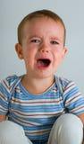 Crying boy Royalty Free Stock Photo