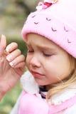 Crying child Stock Photography
