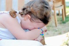 Crying Girl Stock Photo
