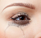 Crying girl Royalty Free Stock Photo
