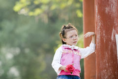 Crying girl Royalty Free Stock Image