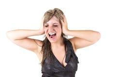 Crying girl (8) Stock Photos