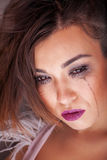 Crying girl Royalty Free Stock Photo
