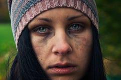 Crying girl Stock Photography