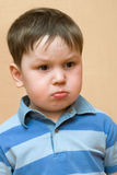 Crying kid Stock Photo
