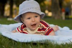 Crying kid Stock Photos