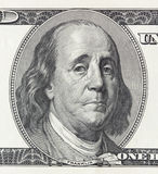 Crying president Franklin Royalty Free Stock Photos