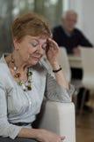 crying woman Στοκ φωτογραφία με δικαίωμα ελεύθερης χρήσης