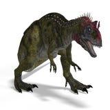 Cryolophosaurus Stock Photos
