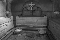 crypt royalty-vrije stock afbeelding