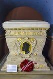 Crypt Of Adam Asnyk Stock Photos