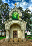 Crypt Dmitry Pozharsky Stock Image