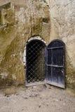 Crypt of the monastery Royalty Free Stock Photos