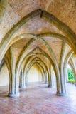 Crypt przy willą Cimbrone w Ravello, Włochy Zdjęcia Royalty Free