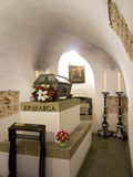 crypt skarga της Κρακοβίας Πολωνία Στοκ εικόνα με δικαίωμα ελεύθερης χρήσης