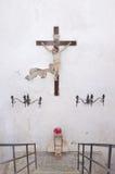 Crypt in Soller Mallorca Stock Foto