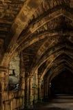 Crypte souterraine Images libres de droits