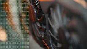 Cryptocurrency Mining Illustration