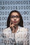 cryptography imagens de stock