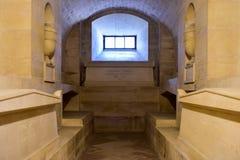 Crypts Pantheon - Παρίσι, Γαλλία Στοκ φωτογραφία με δικαίωμα ελεύθερης χρήσης