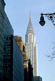 Chrysler Building New York USA Stock Photos