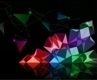 Crystal-2 Fotografia Stock Libera da Diritti