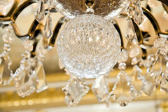 Crystal abstract Royalty Free Stock Photography