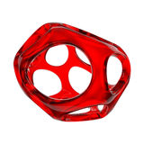 Crystal Abstract Conceito da joia Imagem de Stock Royalty Free