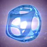 Crystal Abstract Conceito da joia Imagens de Stock Royalty Free