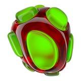 Crystal Abstract Concepto de la joyería Imagen de archivo libre de regalías