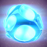 Crystal Abstract Schmuck-Konzept Stockbilder