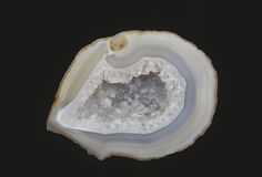 Crystal Agate Stock Image