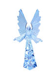 Crystal angel Stock Images