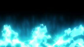 Crystal aura. Aura of texture such as Crystal stock video