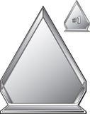 Crystal_Award lizenzfreie stockbilder