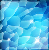Crystal Background Royalty Free Stock Images