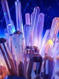 Crystal Background illustration libre de droits