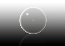 Crystal ball Stock Image