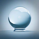Crystal ball Royalty Free Stock Photography