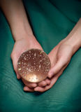 Crystal Ball Stock Photography