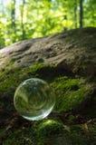 Crystal Ball Nature Fotografía de archivo