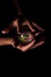 Crystal Ball Third Eye Royalty Free Stock Photography
