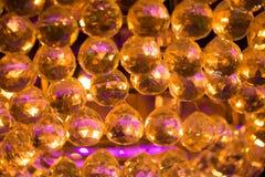 Crystal balls Stock Photography