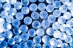 Crystal balls Royalty Free Stock Photography