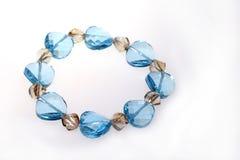 crystal bangle Stock Photo