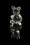 Crystal bear Royalty Free Stock Image