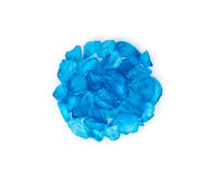 Crystal blue ice Royalty Free Stock Photography