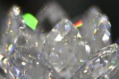 Crystal bokeh Stock Photography