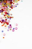 crystal bollar Royaltyfria Foton