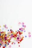 crystal bollar Arkivbild